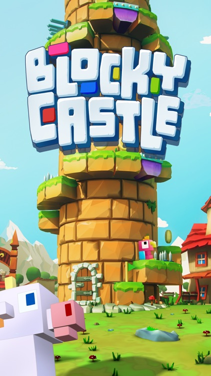 Blocky Castle screenshot-0