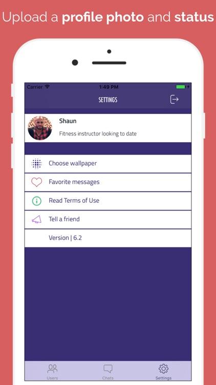 Facekandi - Chat, Date & Hook Up screenshot-4