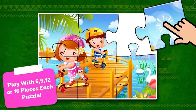 Kids Jigsaw Puzzle screenshot-3
