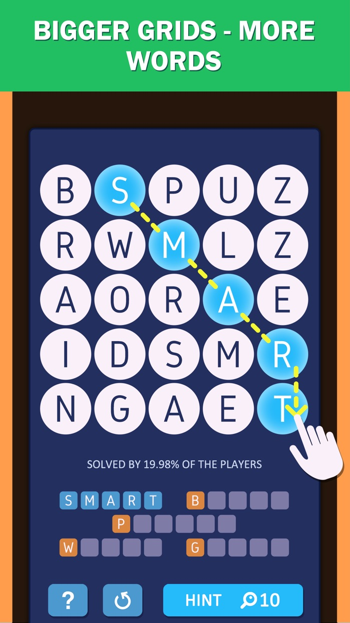 Word Spark-Smart Training Game Screenshot