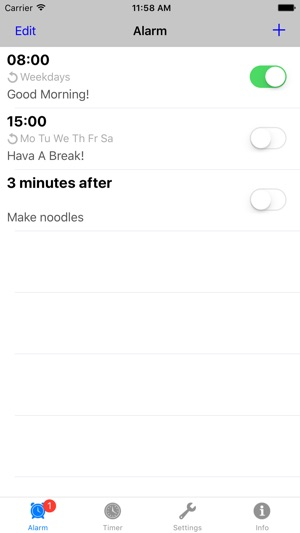 Vib Timer On The App Store