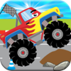 Monster truck 3 4 5 year olds toddlers little boy