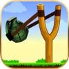 Sling Shot Grenade - catapult bomb game