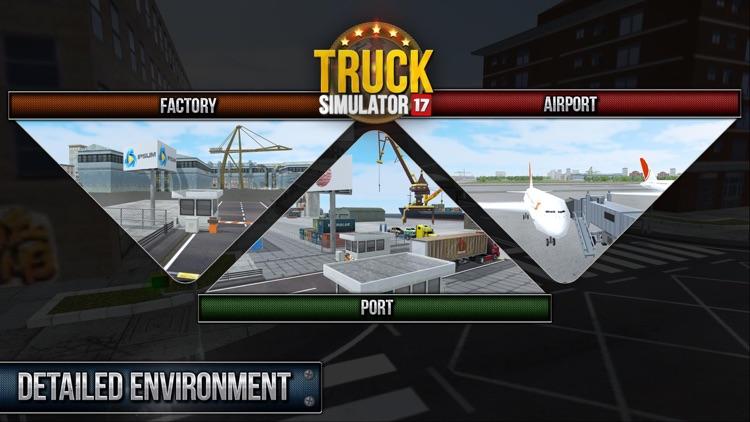 Truck Simulator 2017 * screenshot-3