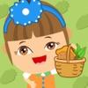 艾米去买菜,宝宝巴士幼儿启蒙教育免费小游戏