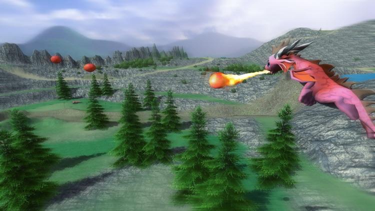 Vr Dragon Flight Simulator for Google Cardboard screenshot-4