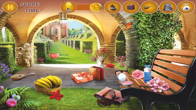 Hidden object: garden secrets mystery pro