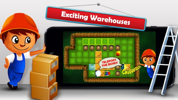 iWarehouse : World Tour - Free screenshot-3