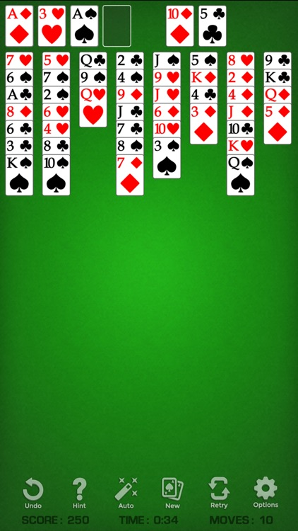 FreeCell Solitaire ◆ screenshot-0
