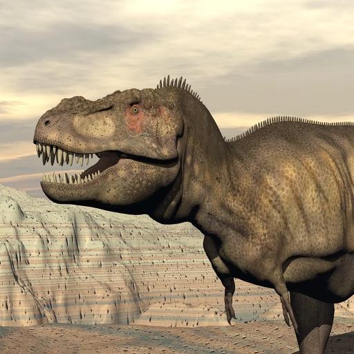 Wild Dinosaur Hunter: Jurassic Dark Age Simulator iOS App