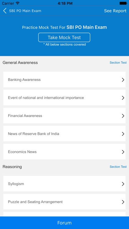 Banking Guru - Bank Exam Prep screenshot-1