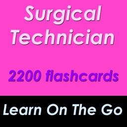 Surgical Technician for self Learning 2200 Q&A