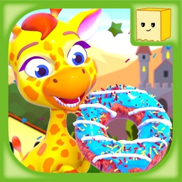 Picabu Donut Free: Cooking Games