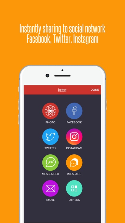 InstextUsPro - Colorful Text for Instagram screenshot-3
