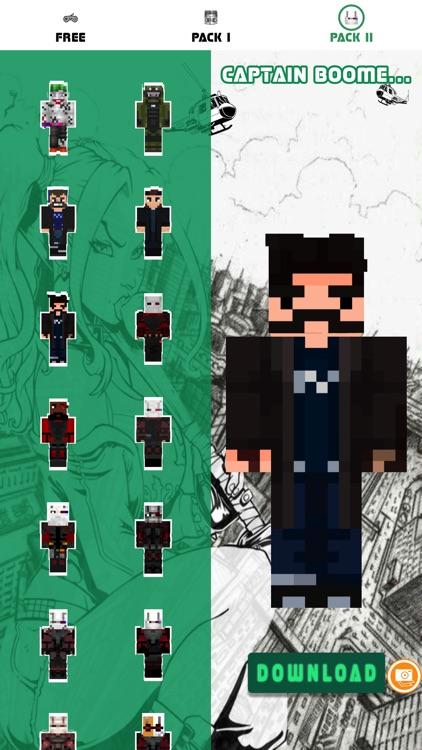 Skins For MCPE: TN SQ Edition screenshot-3