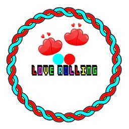 Love ROlling Ball Two Dot S
