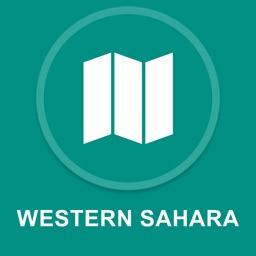 Western Sahara : Offline GPS Navigation