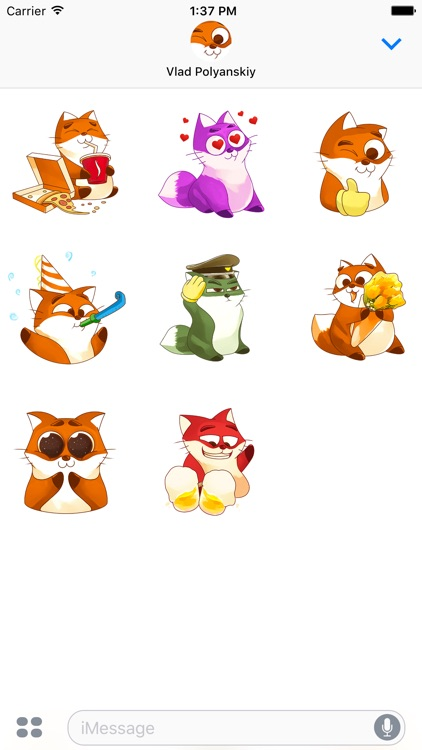 Leo the Cat - Fun Stickers screenshot-3