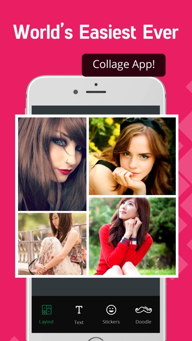 Collage Creator Border Jointer app image