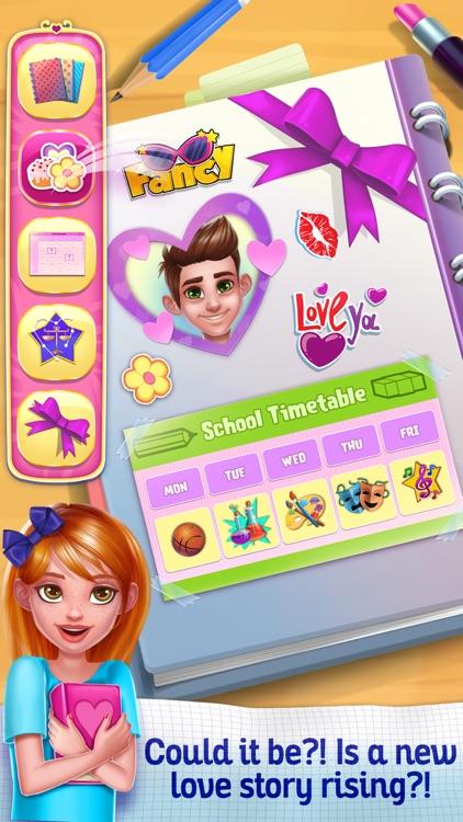 New Girl in High School - My First Day screenshot-3