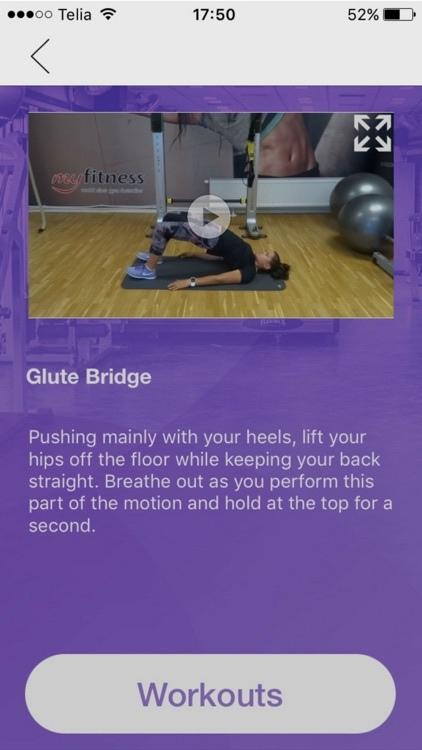 Buttocks Exercises & Glutes Muscles Workout Plan screenshot-4