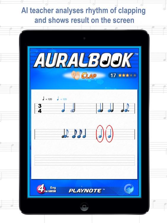 AURALBOOK for ABRSM Grade 4 HD screenshot-4
