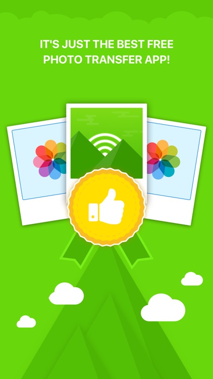 Photo Transfer WiFi - Send Photos and Videos screenshot-4