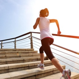 Stairs Workout Challenge Free - Build muscle, abs