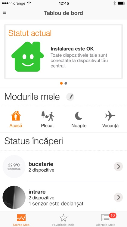 Orange Smart Home screenshot-1