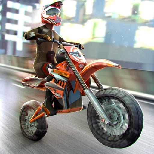 DIRT BIKE XTREME RACE: THE MOTOR DRIVING CHALLENGE