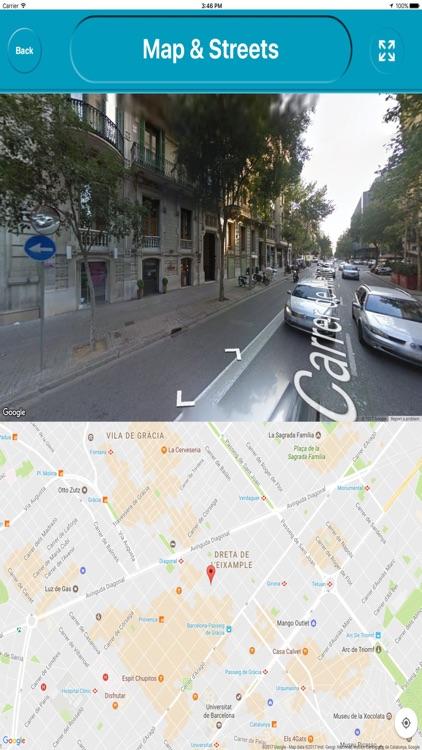 Barcelona Spain Offline Map Navigation GUIDE