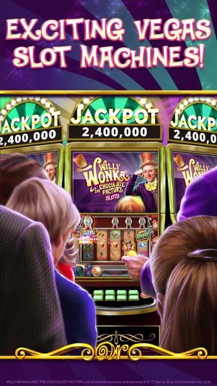Willy Wonka Slots: Vegas Casino Slot Machines screenshot-3