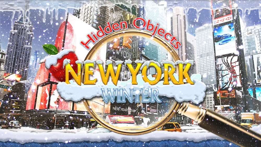 Hidden Objects New York City Winter Object Time Cheat Codes