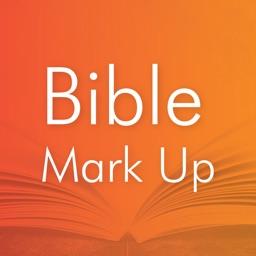 Bible Mark Up - Bible Study App