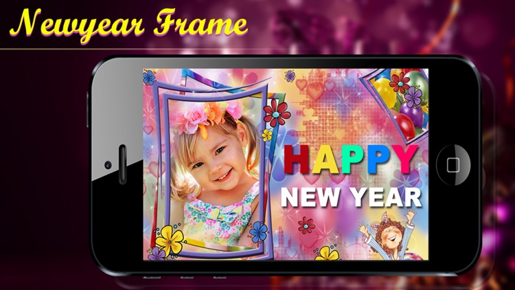 New Year Frames