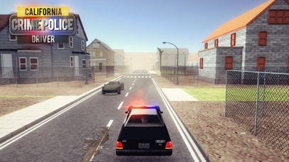 California Crime Police Driver screenshot 2