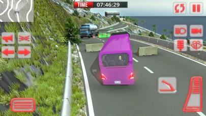 オフロードバスシミュレータ -山バス運転そしてパーキングのおすすめ画像4