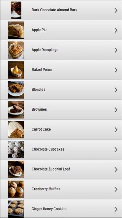 iX Cuisine Paleo Desserts