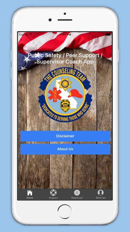 Public Safety Peer Support/Supervisor Coach