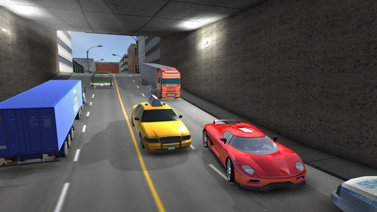 Racing Car Driving Simulator City Driving Zone screenshot-4