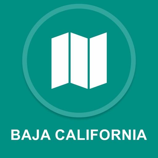Baja California, Mexico : Offline GPS Navigation