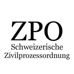 ZPO - Zivilprozessordnung der Schweiz