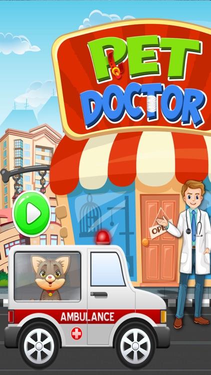 Emergency Pet Vet Doctor 2017 - Crazy Animal Game