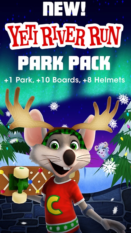 Chuck E. Cheese's Skate Universe screenshot-1