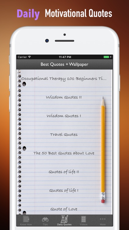 Occupational Therapy-Beginners Tips and Guide screenshot-4