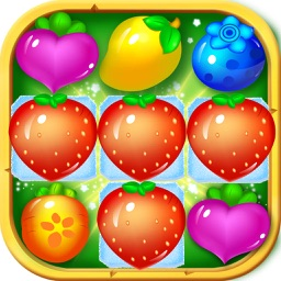 Fruit Crush - Match 3 games
