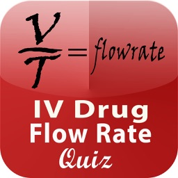 IV Drug Flow Rate Quiz