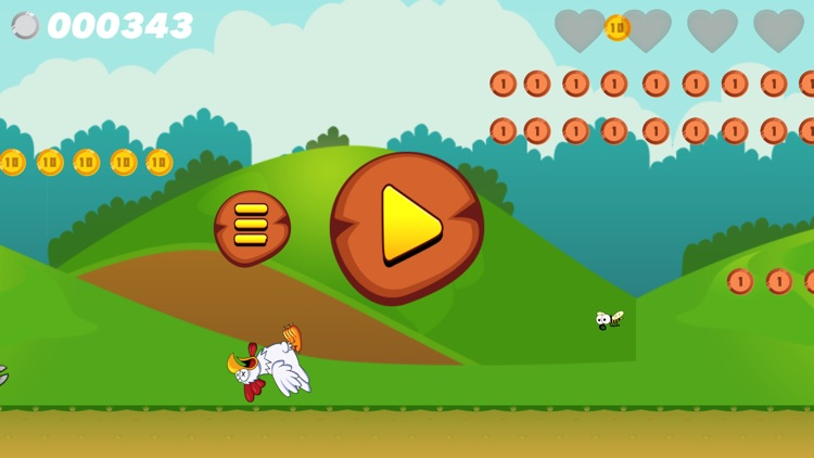 Chickeny Fly – Crazy Tap Tap Flying screenshot-3