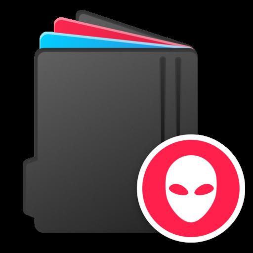 UFO - 隐藏我的文件