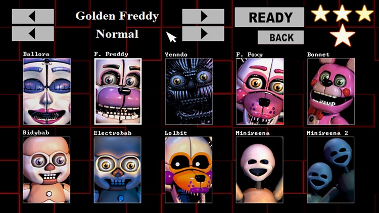 Five Nights at Freddy's: Sister Location screenshot-4
